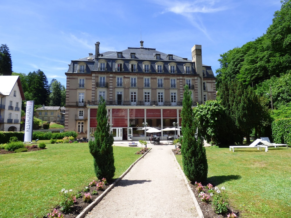 Le grand hotel thermes napoleon reviews photos for Thermes bains les bains