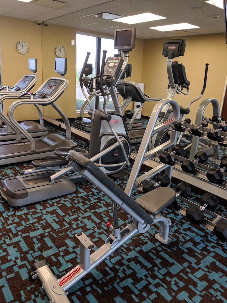 Fitness Facility, Fairfield Inn & Suites by Marriott Moncton