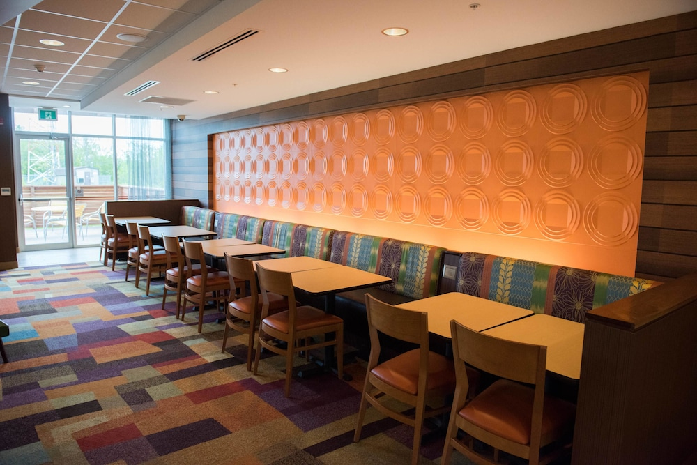 Restaurant, Fairfield Inn & Suites by Marriott Moncton