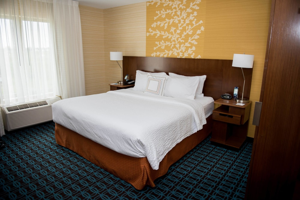 Room, Fairfield Inn & Suites by Marriott Moncton