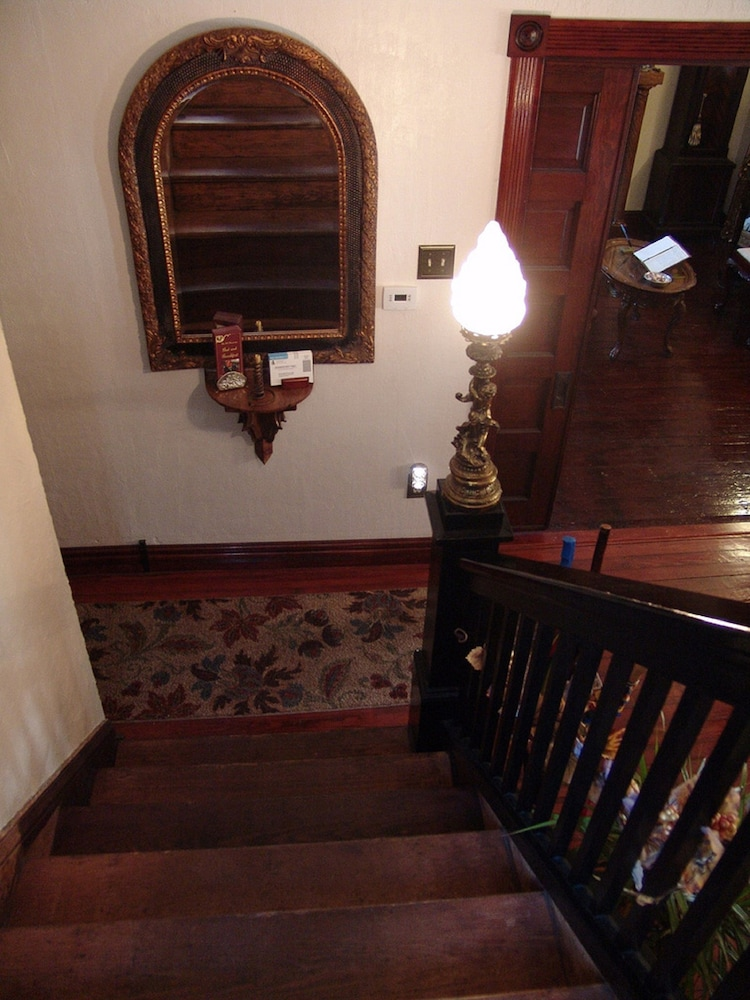 Staircase, The Old Parsonage Bed and Breakfast