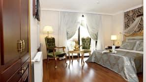 Premium bedding, Select Comfort beds, minibar, in-room safe