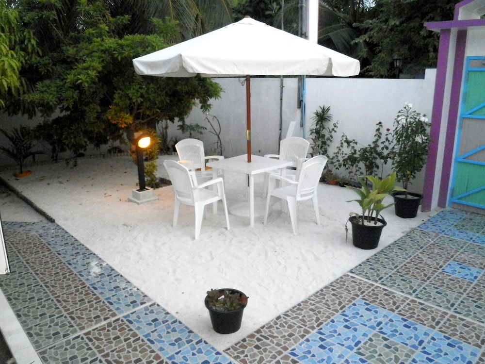 Terrace/Patio, Azoush Tourist Guesthouse
