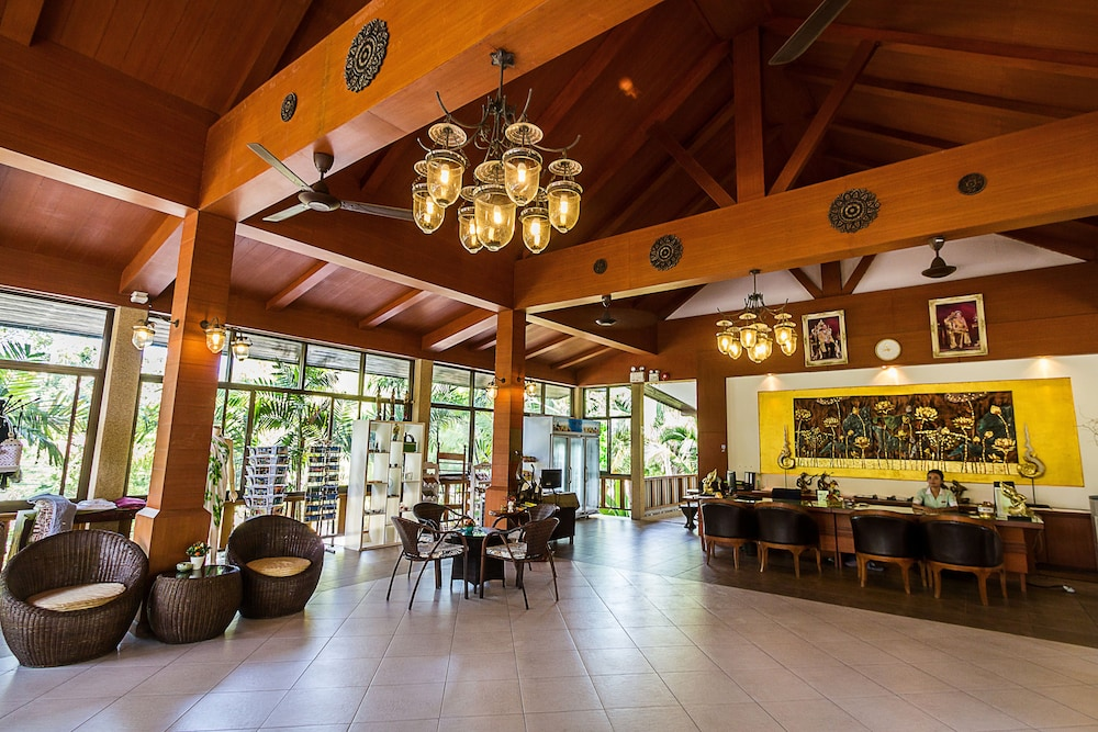 Coco Palm Beach Resort 3 0 Van 5 Uitzicht Op Tuin Hoofdafbeelding Lobby Lounge