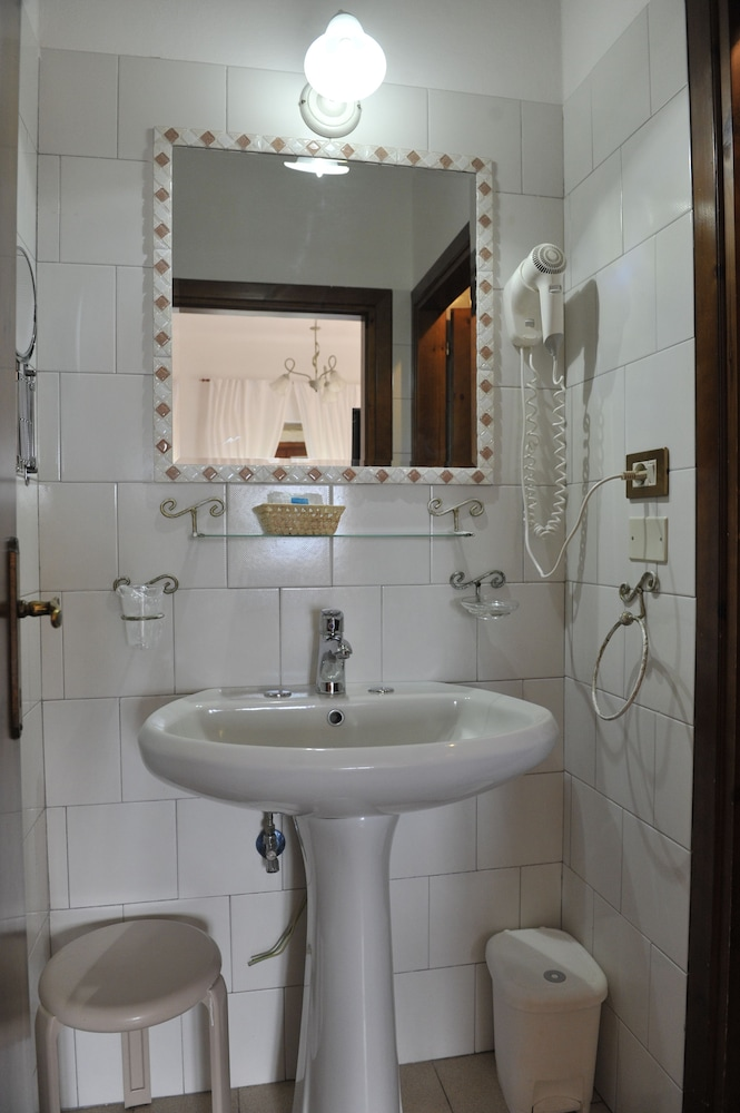 Bathroom, Villa Schiatti