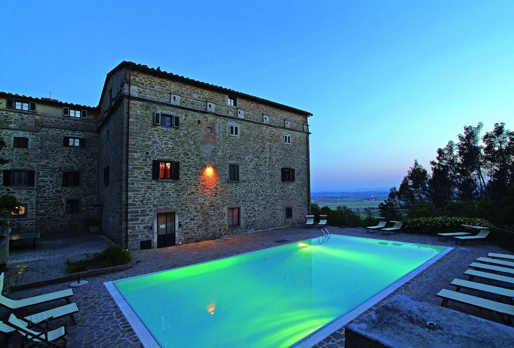 Outdoor Pool, Villa Schiatti