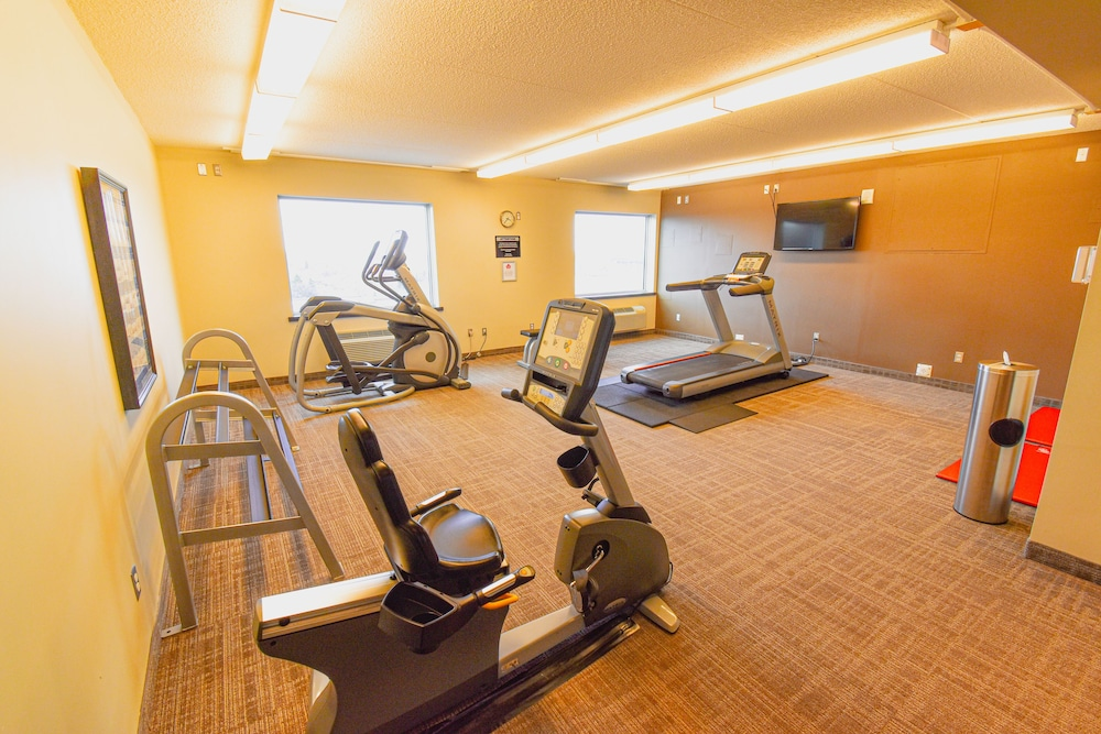 Fitness Facility, Canad Inns Destination Centre Health Sciences Centre