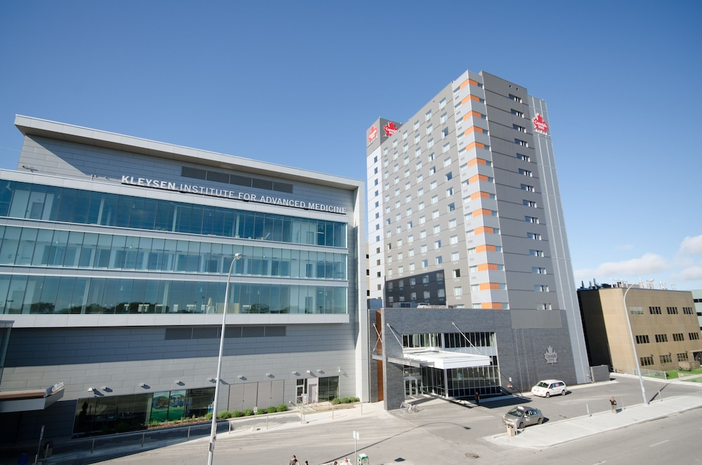 Featured Image, Canad Inns Destination Centre Health Sciences Centre