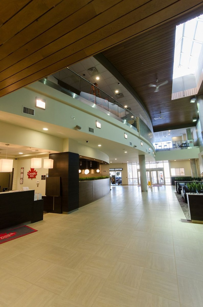 Lobby, Canad Inns Destination Centre Health Sciences Centre