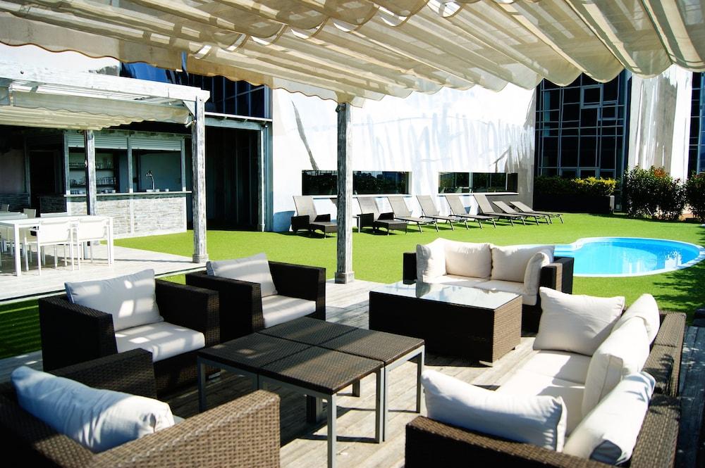 hotel sercotel plana parc les alqueries hotelbewertungen 2018. Black Bedroom Furniture Sets. Home Design Ideas