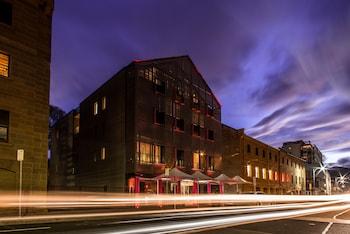 Salamanca Wharf Hotel Tasmania Australia