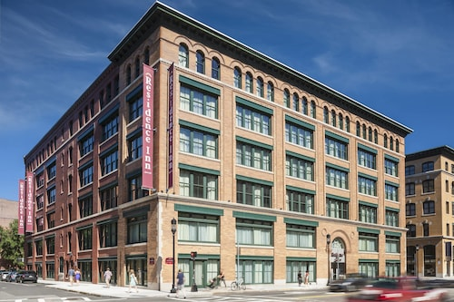 Great Place to stay Residence Inn by Marriott Boston Downtown/Seaport near Boston