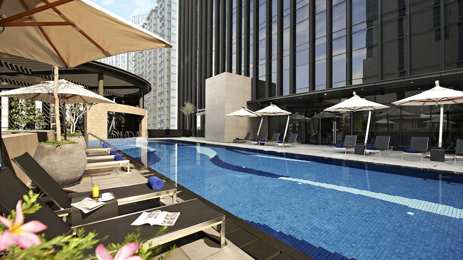 Carlton City Hotel Singapore (SG Clean)