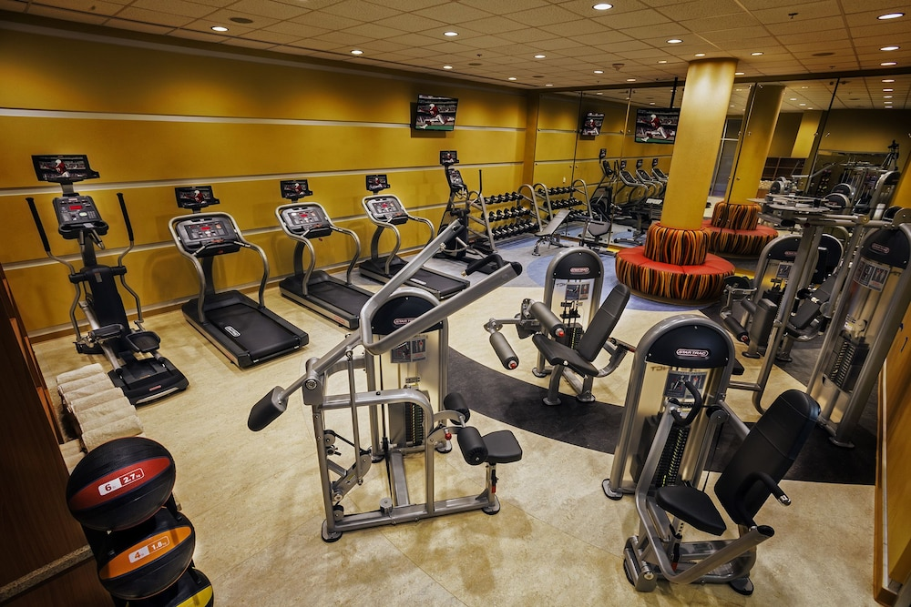Fitness Facility, Twin Arrows Navajo Casino Resort
