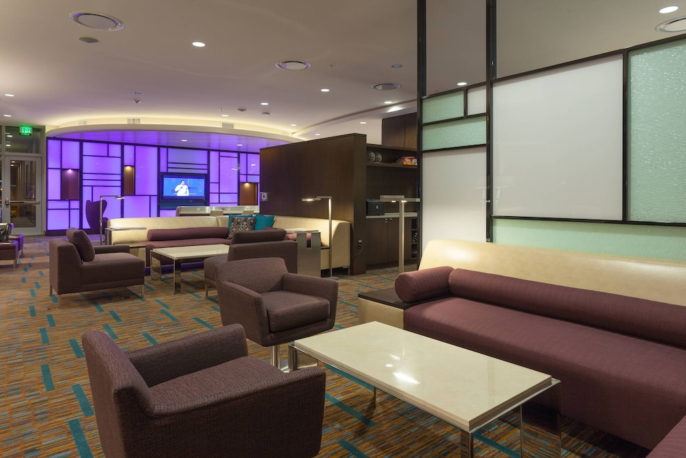Lobby, Courtyard by Marriott San Jose North/Silicon Valley