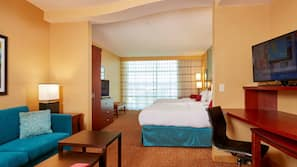 In-room safe, iron/ironing board, free cots/infant beds