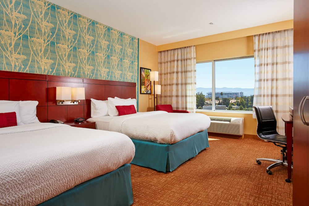 Room, Courtyard by Marriott San Jose North/Silicon Valley