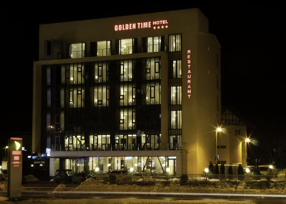 Exterior, Golden Time Hotel