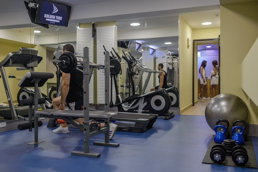 Gym, Golden Time Hotel
