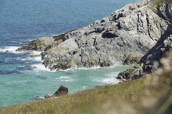 Pentire Headland, Newquay, Cornwall TR7 1QD, England.