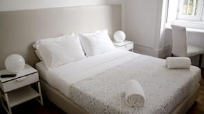 Premium bedding, cribs/infant beds, rollaway beds, free WiFi