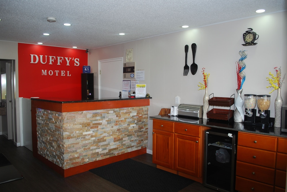 Featured Image, Duffy's Motel