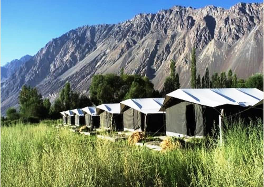 Cold Desert Camp In Leh Hotel Rates Reviews On Orbitz