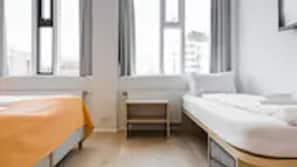 Allergivenligt sengetøj, pengeskab, med varierende dekoration