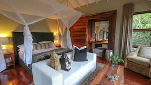 1 bedroom, minibar, in-room safe, free cots/infant beds