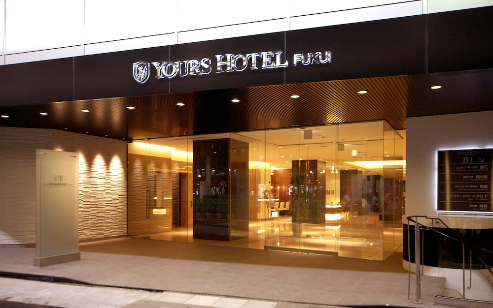 Featured Image, Yours Hotel Fukui