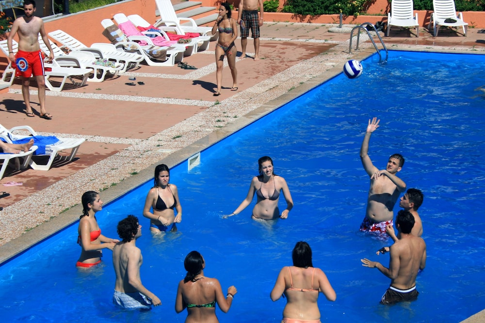 Outdoor Pool, Marina Manna Hotel & Club Village