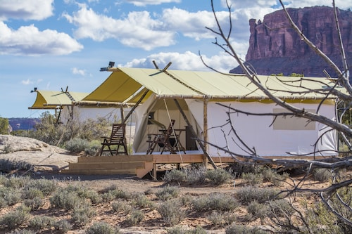 Great Place to stay Under Canvas Moab near Moab