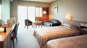 객실 내 금고, 유아용 침대