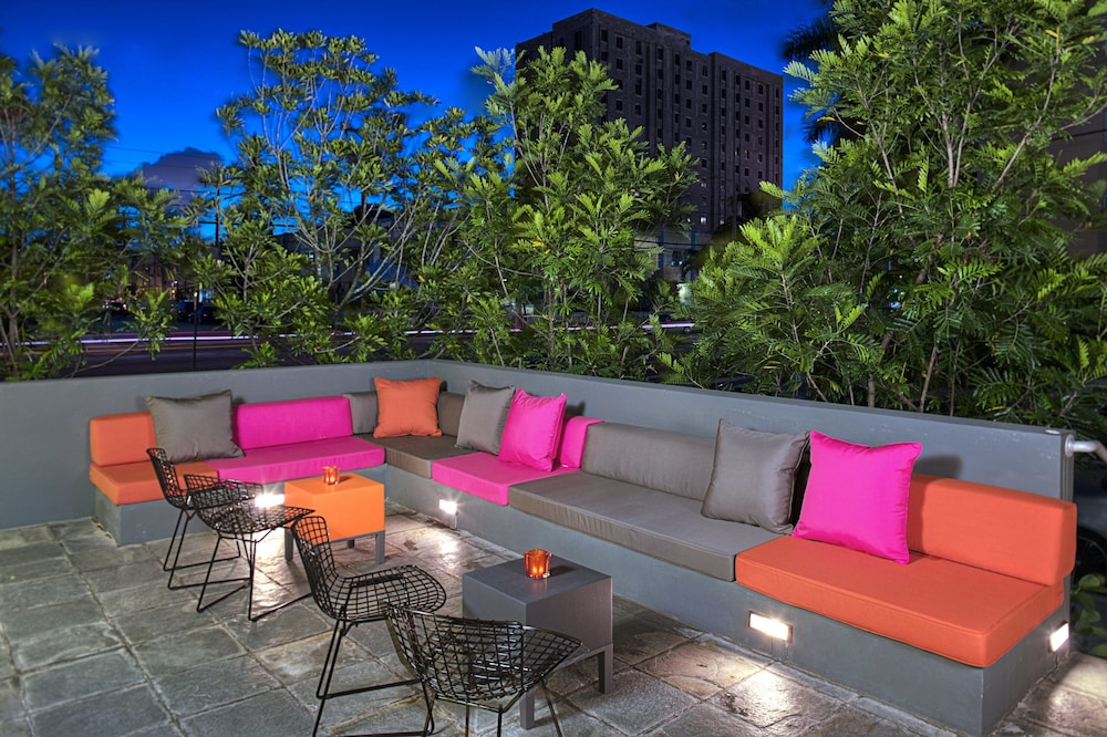 Aloft Miami Brickell In Miami Hotel Rates Reviews On Orbitz