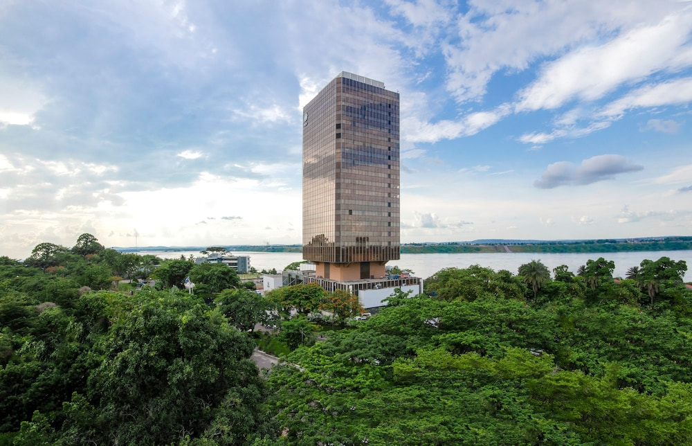 Property Grounds, FLEUVE CONGO HOTEL BY BLAZON HOTELS