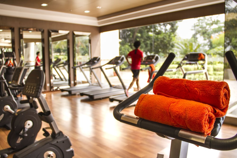 Fitness Facility, FLEUVE CONGO HOTEL BY BLAZON HOTELS