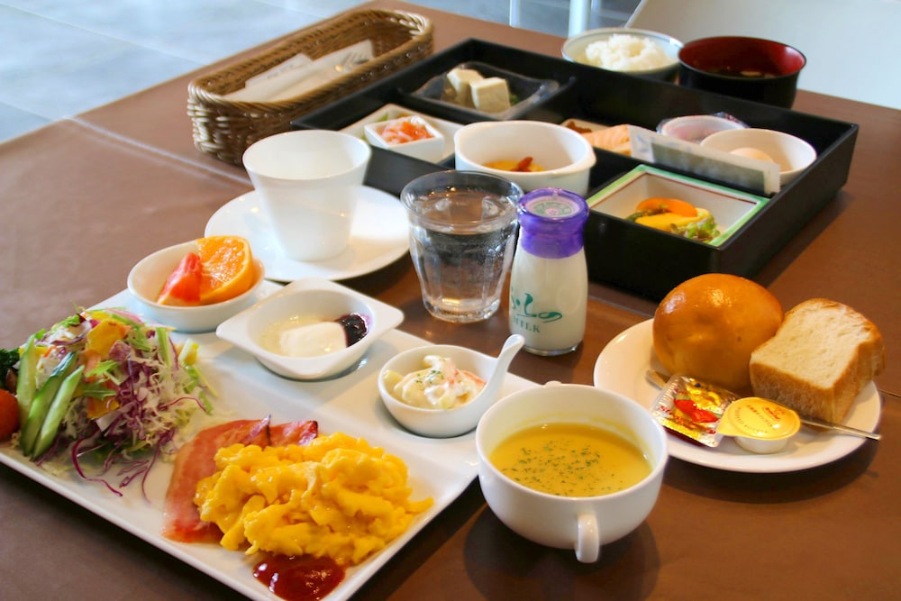 Breakfast Meal, Furano Natulux Hotel