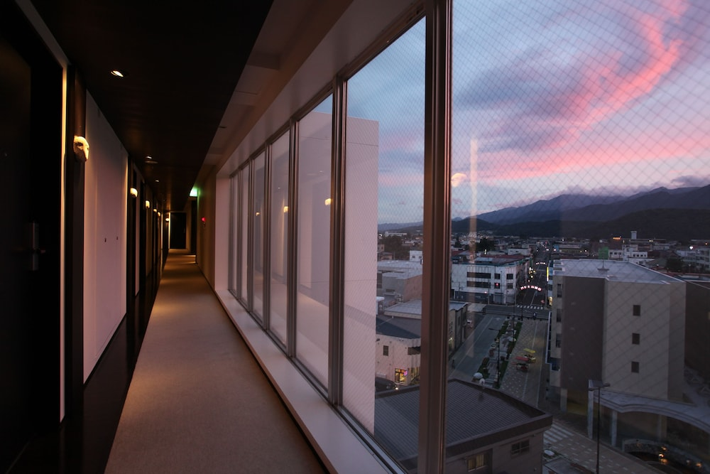 View from Property, Furano Natulux Hotel