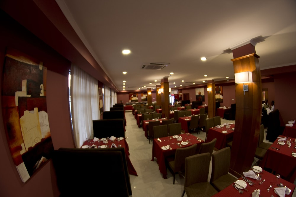 Restaurant, Seascape Hotel
