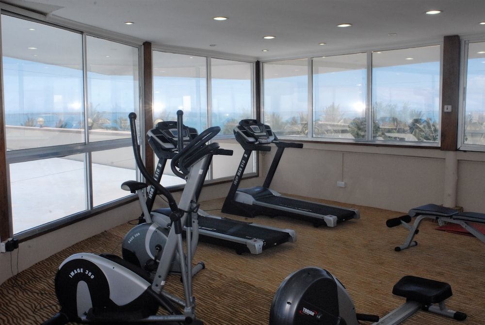 Fitness Facility, Seascape Hotel