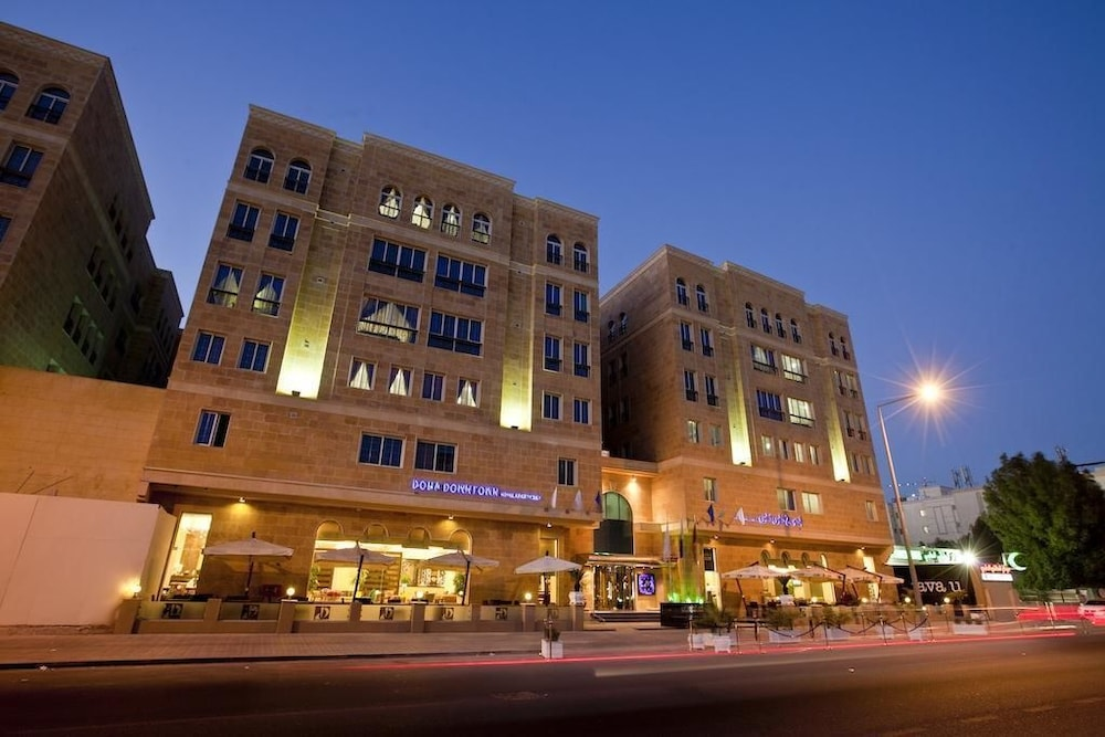 Front of Property - Evening/Night, Doha Downtown Hotel Apartment