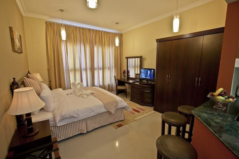 Room, Doha Downtown Hotel Apartment