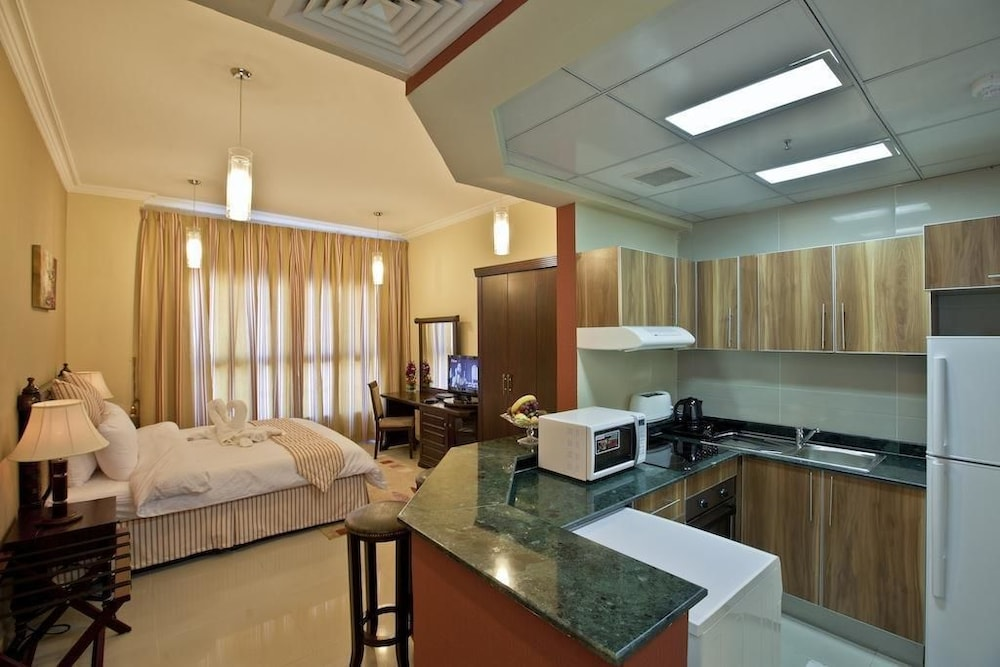 Private Kitchen, Doha Downtown Hotel Apartment