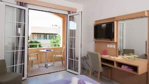 In-room business centre