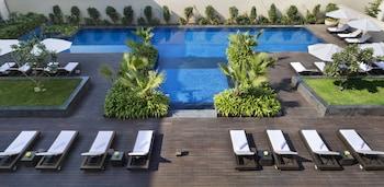 Asset Area 4 - Hospitality District, Delhi Aerocity, New Delhi, India.