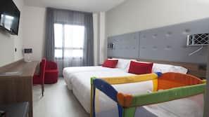 1 dormitorio, ropa de cama de alta calidad, colchones viscoelásticos