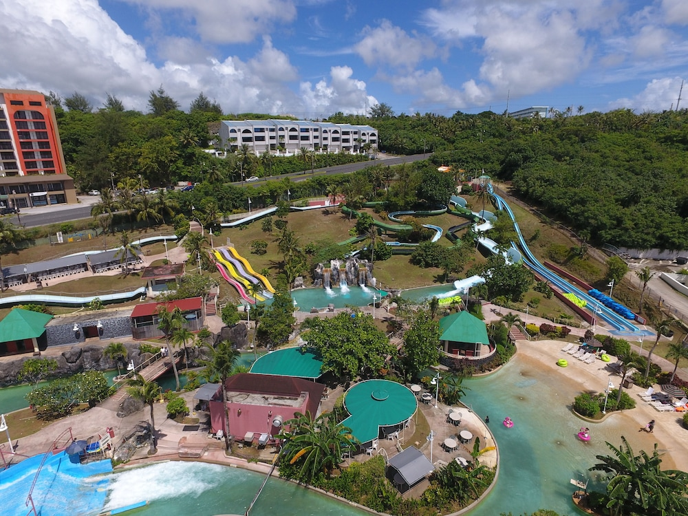 Water Park, Guam Plaza Resort & Spa