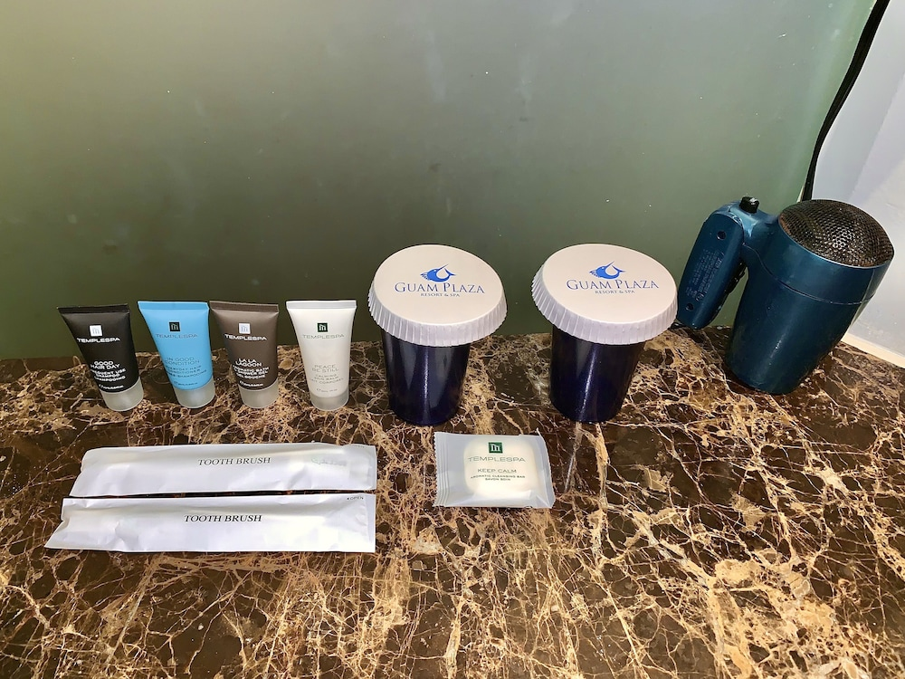 Bathroom Amenities, Guam Plaza Resort & Spa