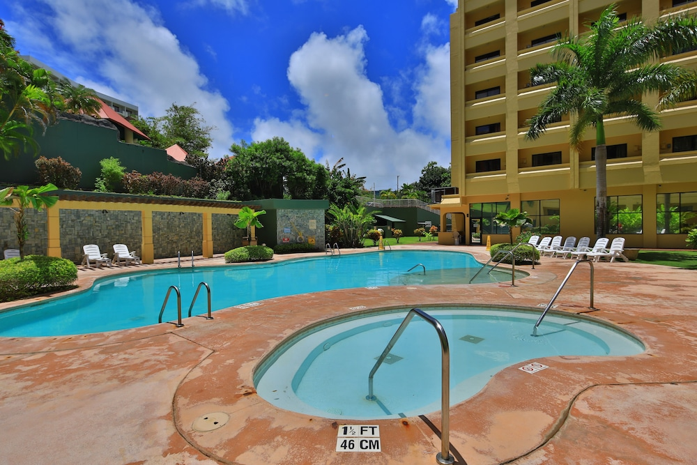 Children's Pool, Guam Plaza Resort & Spa