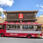 市街地へのシャトル サービス